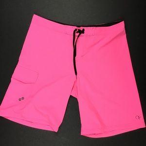 OP Flex 4-Way Board Shorts Mens Size 36 (J)^